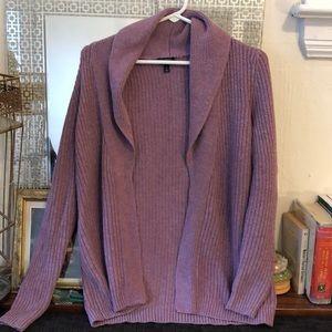 Violet long cardigan